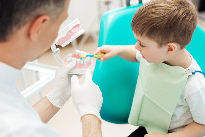 Río Ega Clínica Dental Estella odontopediatria